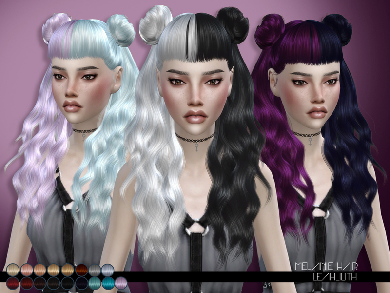 Uitzonderlijk Leah Lillith's LeahLillith Melanie Hair @XI79