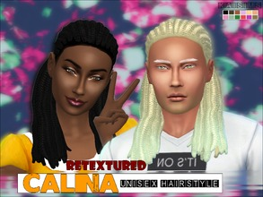 Sims 4 Hair - \'ethnic\'