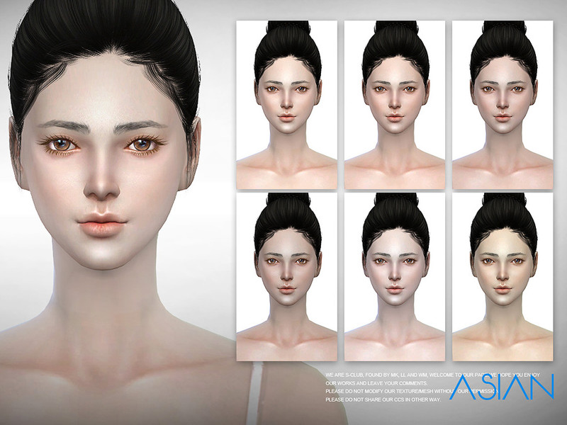 Asian Skintones2 0 All Age By S Club