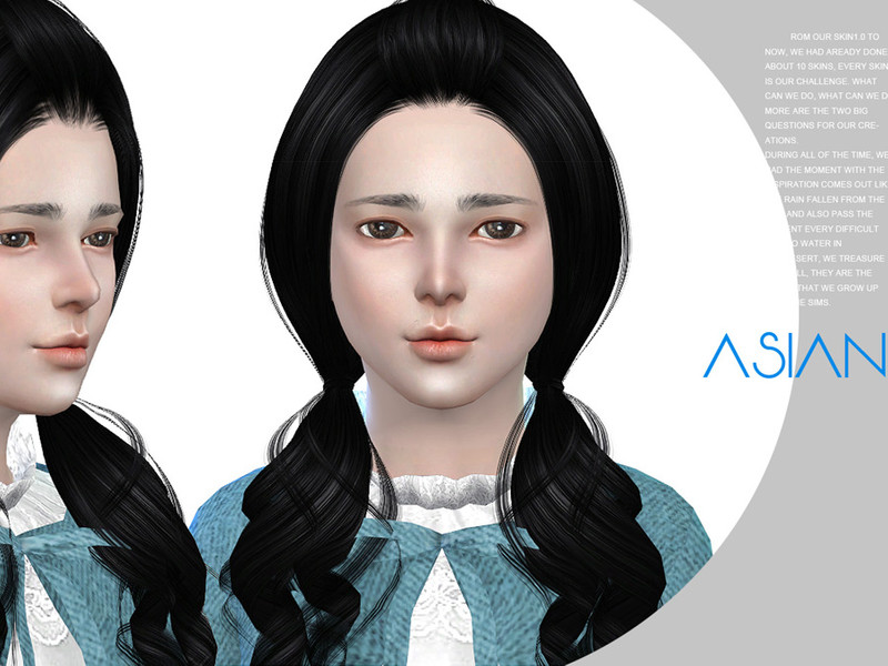 Asian Skintones20 All Age By S Club