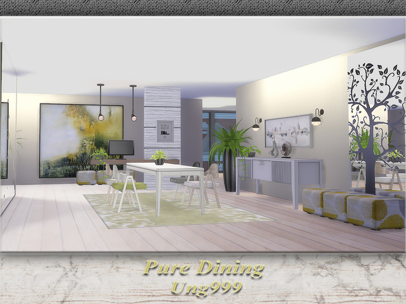 Ung999 S Pure Dining