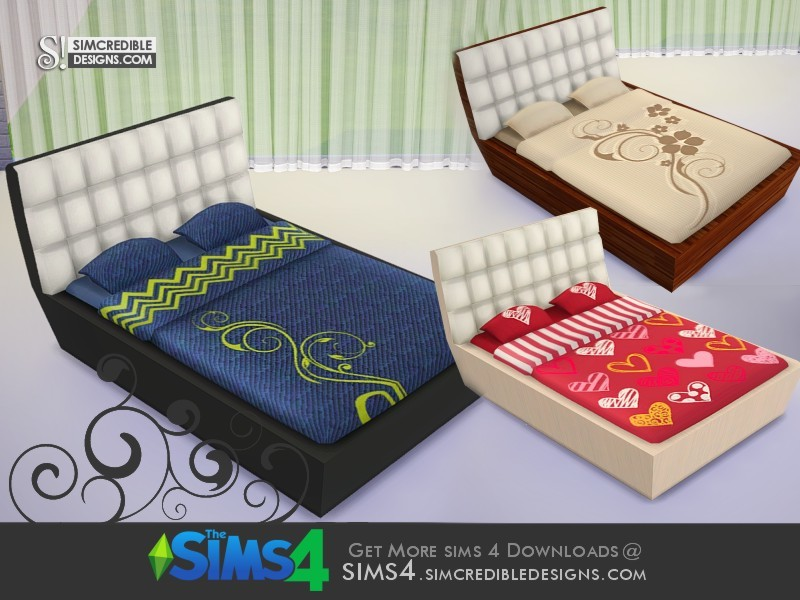 simcredible 39 s valentines day 2016 bed