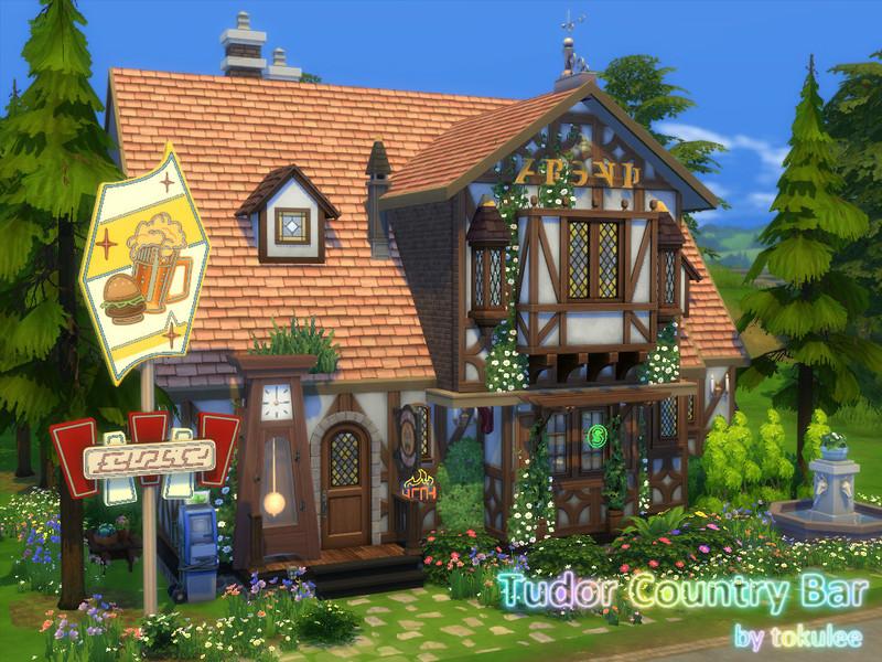 Leetoku S Tudor Country Bar