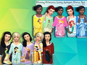 Sims 4 Clothing Sets Disney