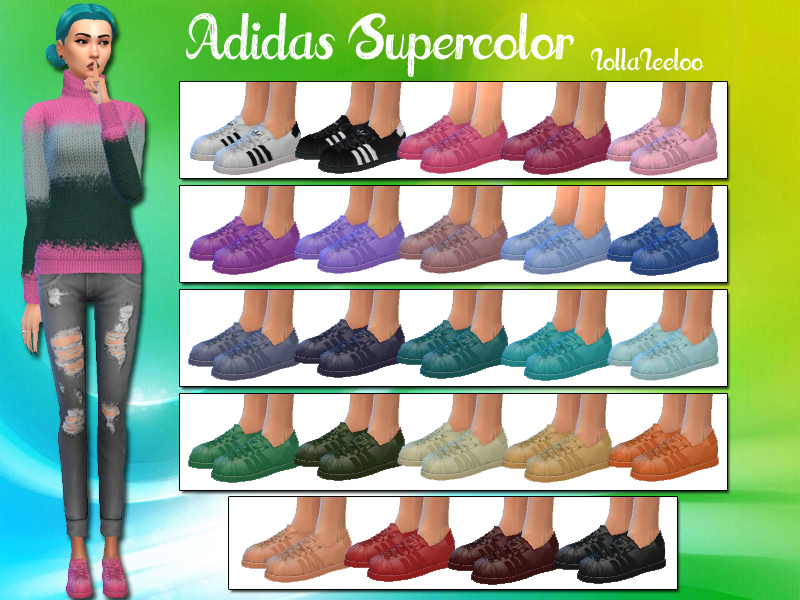 Supercolor Lollaleeloo Adidas By Adidas Supercolor By Lollaleeloo zSMVUp