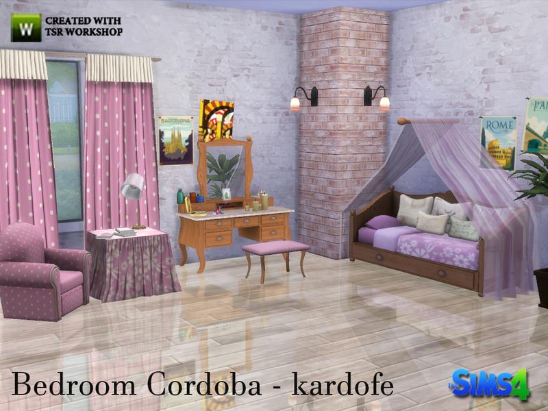 Kardofe Bedroom Cordoba