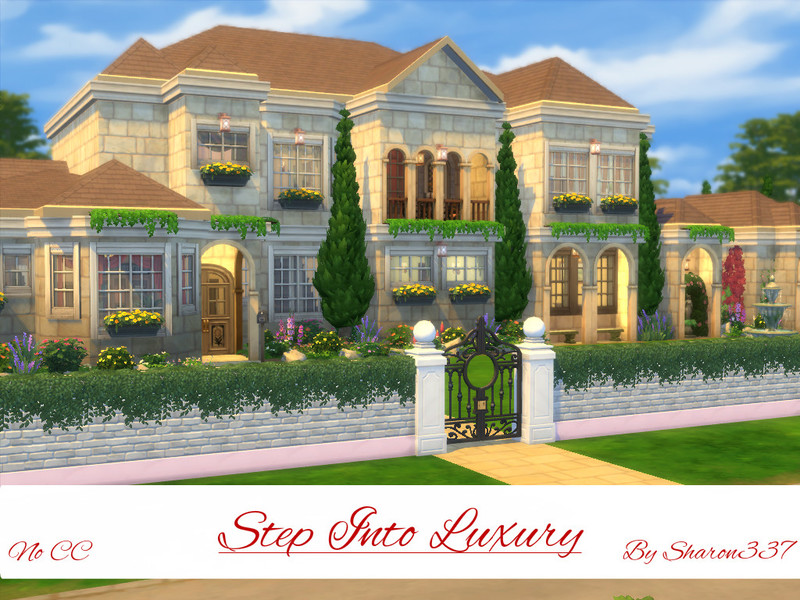 Sims 4 house ideas mansion pictures