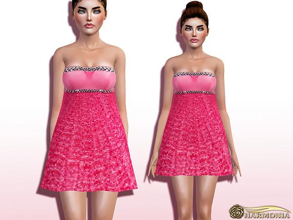 Princess-Like Prom Designer Dress by Harmonia
