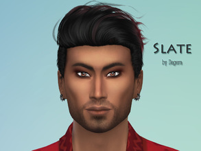 Sims 4 — Slate by Degera — Musical genius, creative loner and totally hot in those jeans.