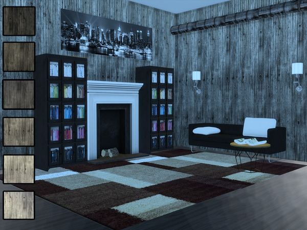 emmorysims Anderson Industrial Concrete Walls
