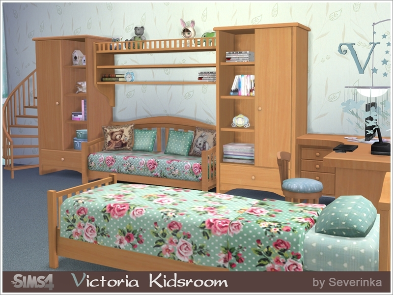 Severinka 39 s victoria kidsroom for Rooms 4 kids