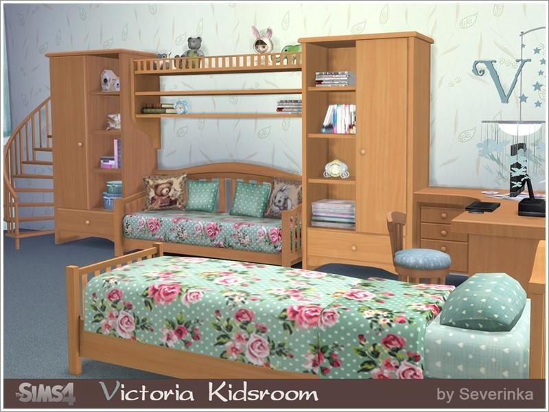 Severinka 39 s victoria kidsroom for Rooms 4 kids
