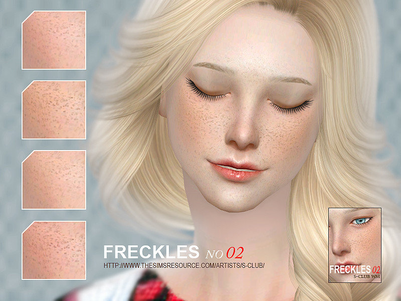 freckles page photo