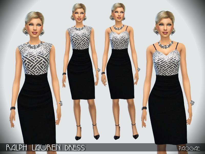 Paogae's RalphLauren Dress