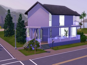 Sims 3 Lots - \'modern house\'