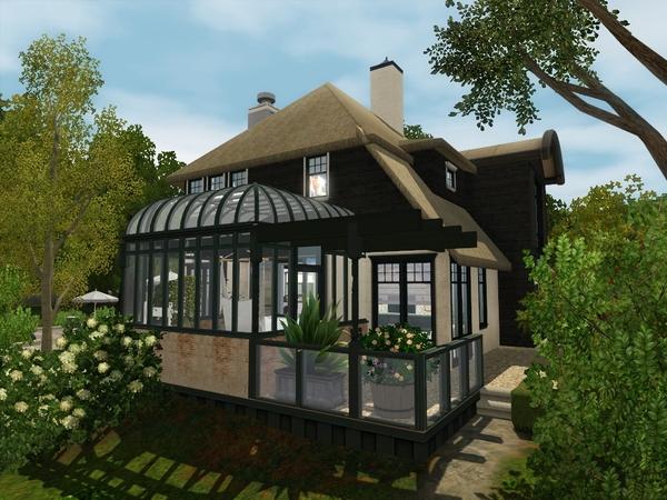 Woodland Cottage by fredbrenny