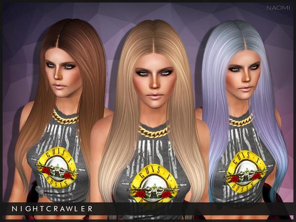 Naomi by Nightcrawler