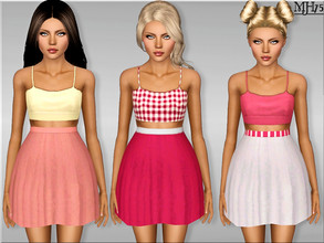 Mod The Sims - Teen Female Maternity Wear