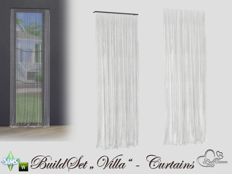 Buffsumm S Build A Villa Curtain 09