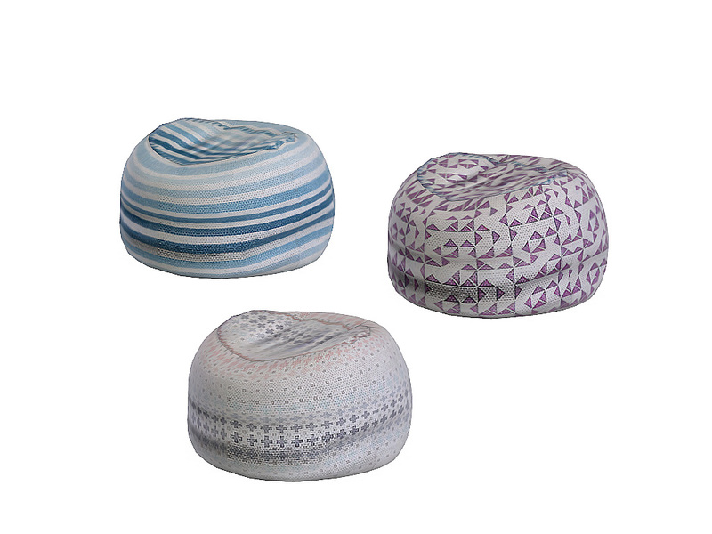 Ung999 S Pure Kids Bedroom Pouf