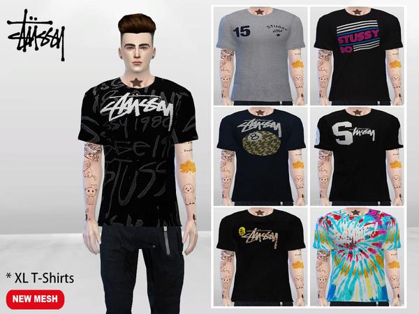 Mclaynesims Xl Urban Stussy T Shirts
