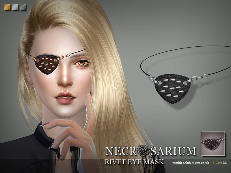 S-Club LL ts4 Rivet Eyemask