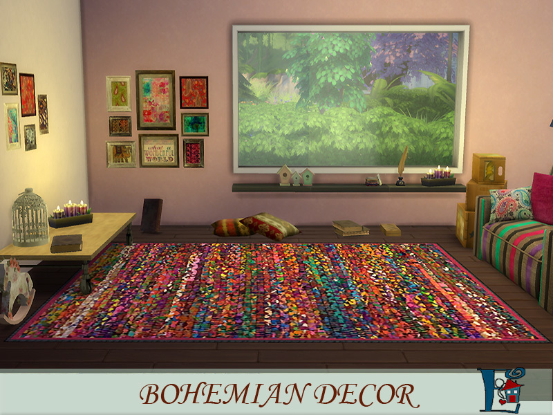 evi s bohemian decor