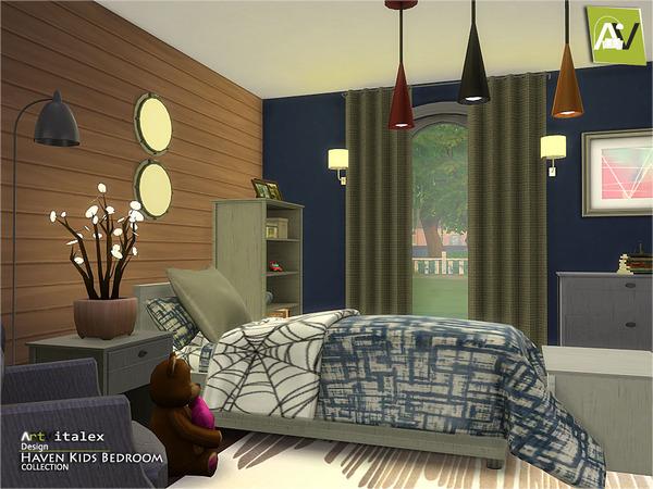 Artvitalex S Haven Kids Bedroom