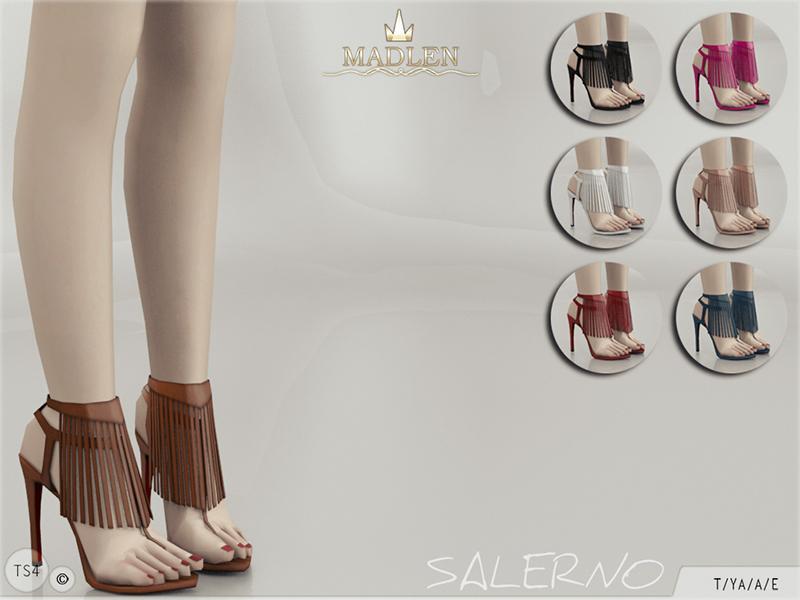Mj95 S Madlen Salerno Shoes