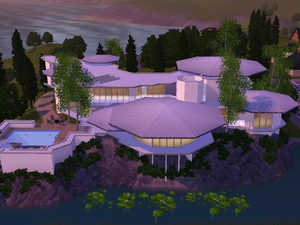 Tony Stark's House by RamboRocky90