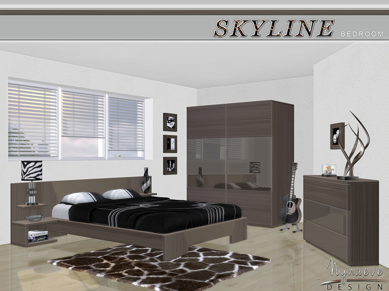 Nynaevedesign S Skyline Bedroom