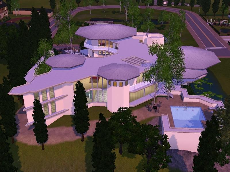 RamboRocky90's Tony Stark's House