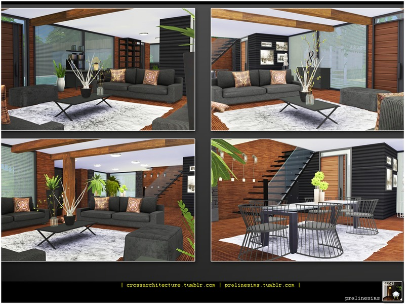 Pralinesims\' Container Designer Home