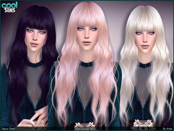 Anto - hair