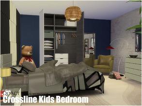 Crossline Kids Bedroom