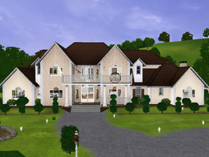 Sims 3 downloads 39 family house 39 for Classic house sims 3