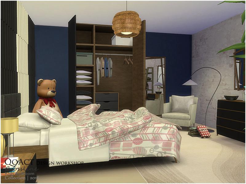 Kids Bedroom 2016 qoact's crossline kids bedroom