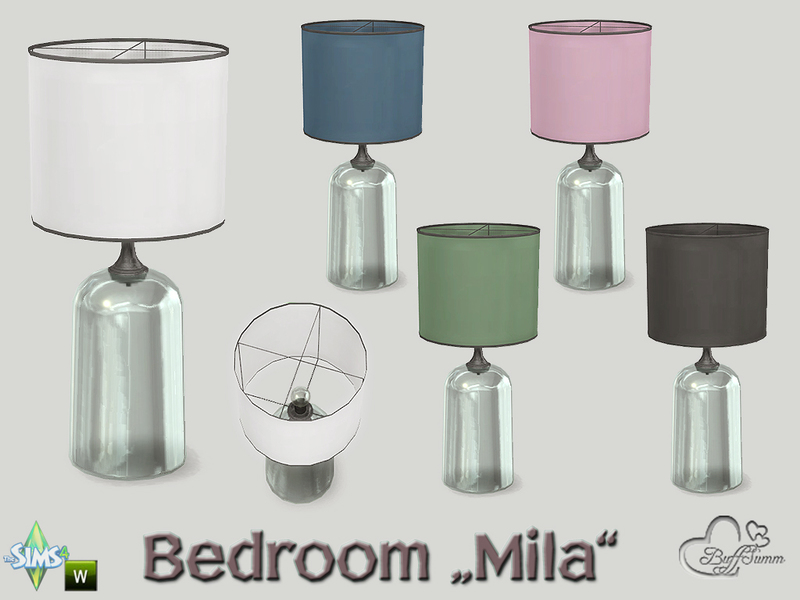 Tablelamp V1 Mila Buffsumm's Buffsumm's Bedroom Bedroom Tablelamp Mila VpzMqSU