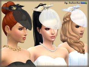 Sims 4 Downloads - 'veil'