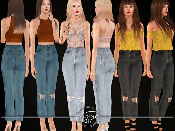 Classic Boyfriend Jeans by winnie017