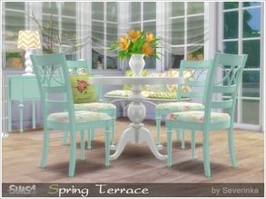 Severinka S Sims 4 Dining Room Sets