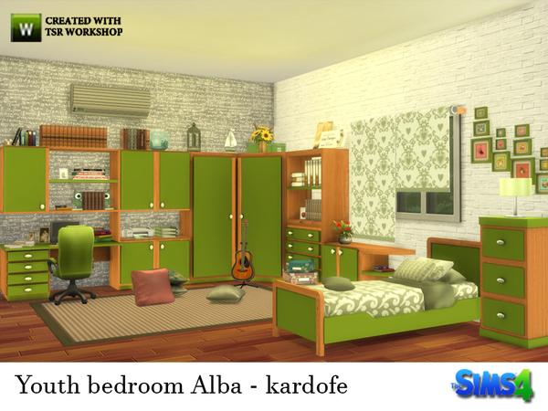 Dormitorios Individuales W-600h-450-2707745
