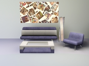 Sims 3 — Memories by Andreja157 — Made in TSRW from EA mesh (Into the Future EP) Special thanks: Ung999 for furniture in