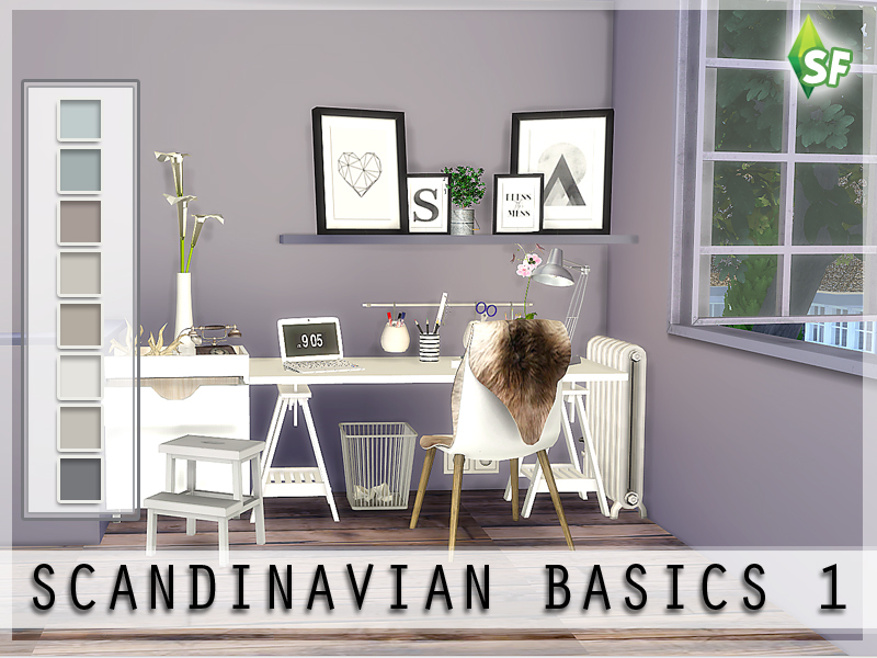 Simfabulous Scandinavian Basics I