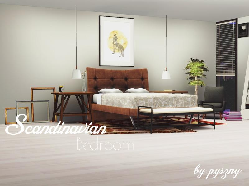 Pyszny16 39 S Scandinavian Bedroom