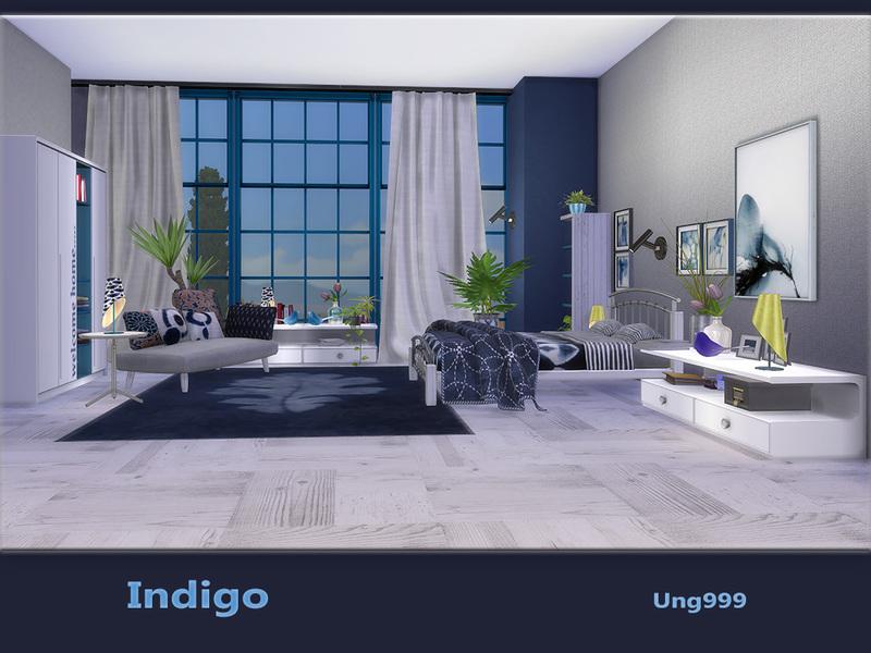 Ung999 S Black White Living