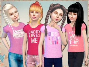 c2475ed86 Simlark s Sims 4 Female Child Party