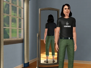 Sims 3 — Scorpions shirt by greyrainbow12 — Avaliable for YA/A males. I hope you enjoy!