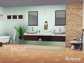 Mimosa Bathroom
