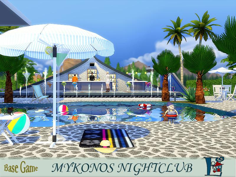 evi's Mykonos Night Club